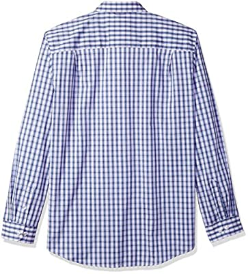 Van Heusen Men's Big and Tall Traveler Stretch Non Iron Long Sleeve Shirt