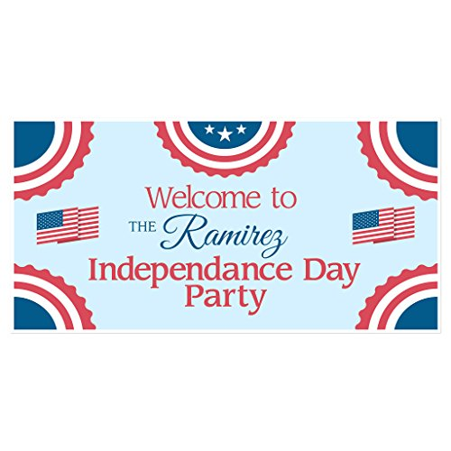 Happy Independence Banners Vainglory Banners