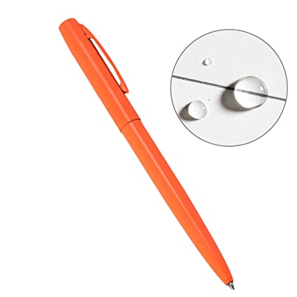 Retractable ball pen New Spring Clear ...