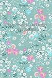 Blue Flowers Cute Design Address Book (Address Books) (Volume 7) by Jot Spot Stationary (2015-04-03)