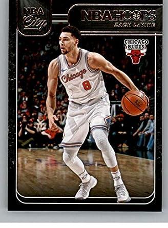 more photos c1a13 1cefb Amazon.com: 2018-19 NBA Hoops NBA City #29 Zach LaVine ...