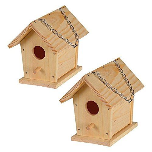 Build a Bird House (2-Pack)