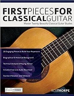 The Classical Guitar Compendium: Classical Masterpieces Arranged ...