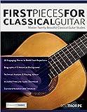 First Pieces for Classical Guitar: Master twenty beautiful classical guitar studies