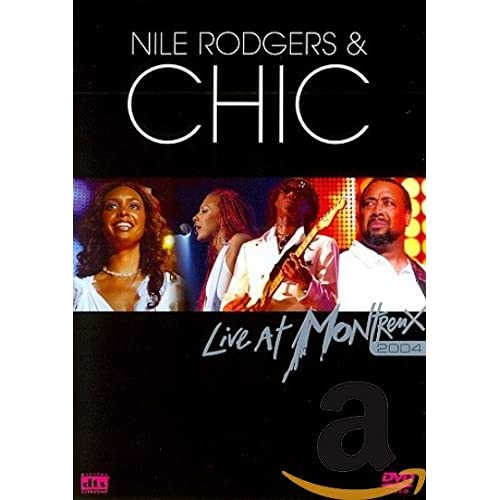 Live At Montreux 2004 [DVD] [2005]