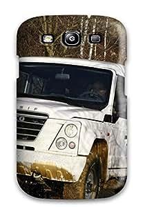 New Tpu Hard Case Premium Galaxy S3 Skin Case Cover(iveco Massif)