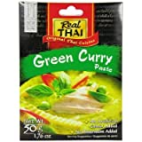 Real Thai Green Curry Paste Packet (Pack of 2), 50g