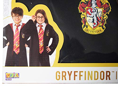Amazon.com: Imagine Harry Potter Gryffindor Interactive Wand and Gryffindor Costume Set - Size 4-10: Clothing