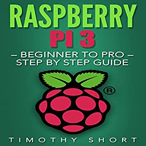 Raspberry Pi 3 Audiobook