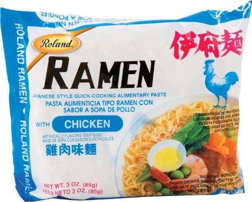 Roland Ramen Chicken Ounce Pack