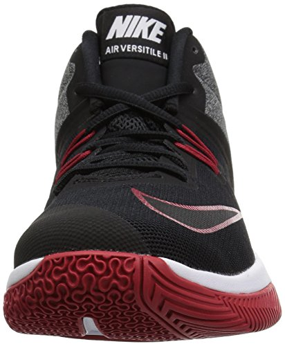 Versitile White Nike 002 black Red Homme Ii Fitness Chaussures Air De Gym Multicolore zqwO56q