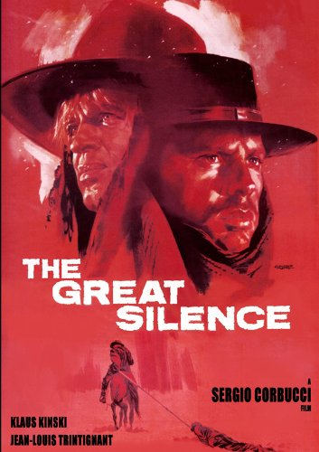 The Great Silence Movie Poster
