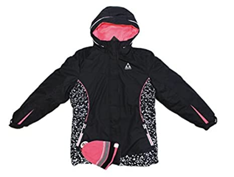 cb459156d Image Unavailable. Image not available for. Color: Gerry Girls 3 In 1  System Winter Jacket ...