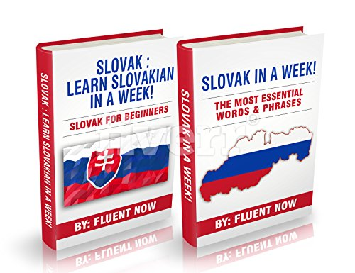 Slovak : Slovakian For Beginners, 2 in 1 Book Bundle: The Ultimate Phrase Book & Beginner Guide To Learn Slovak  (Slovakian, Slovak Language , Learn Slovakian)]()