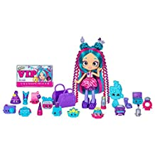 Shopkins Shoppies - Polli Polish Super Shopper Pack - 20 Pieces - Exclusive Shoppie & Shopkins