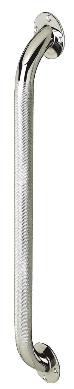 Amazon.com: Medline 32 Inch Grab Bar, Knurled Chrome: Health ...