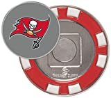 NFL Tampa Bay Buccaneers Poker Chip Ball Mark