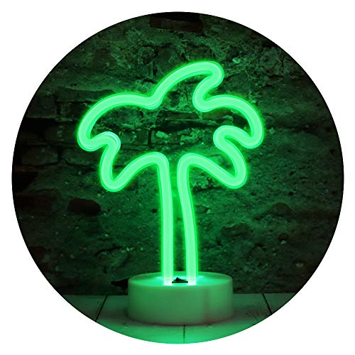 Palm Tree Patio Lamp in US - 8