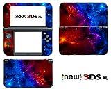 #8: Vanknight Vinyl Decals Skin Sticker for the New Nintendo 3DS XL 2015