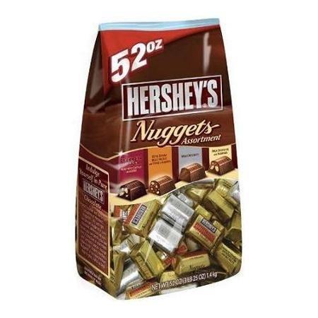 Hershey's Nuggets Chocolate Assortment ()
