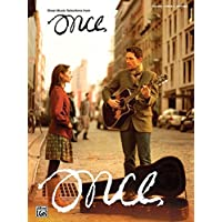 Once - Sheet Music Selections: Piano/Vocal/Guitar