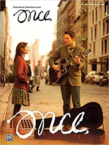Once -- Sheet Music Selections: Piano/Vocal/Guitar: Glen