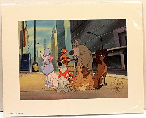 Disney Lithograph Art Print 11