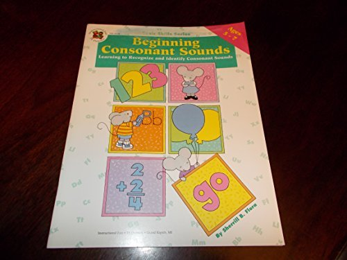 Beginning Consonant Sounds pdf epub