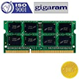 Gigaram 2GB Lexmark Printer Upgrade PC3-6400 DDR3-800 204-pin SODIMM P/N GR57X9012