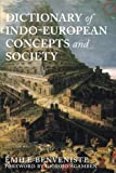 Since its publication in 1969, Émile Benveniste's Vocabulaire—here in a new translation as the Dictionary of Indo-European Concepts and Society—has been the classic reference for tracing the institutional and conceptual genealogy of th...