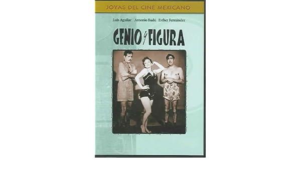 Amazon.com: Genio Y Figura: Luis Aguilar, Antonio Bad, Linda Cristal, Evangelina Elizondo, Esther Fernandez, Sara Garcia, Gloria Mestre, Miguel Angel Ferriz ...