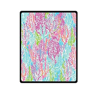 Awesome Amazon Com Fashion Press Creative Blanket Lilly Pulitzer Alphanode Cool Chair Designs And Ideas Alphanodeonline