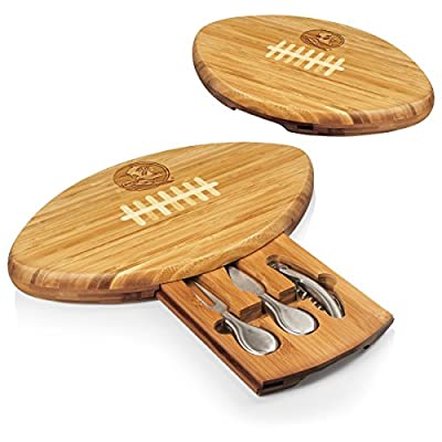 NCAA Quarterback Cheese Set, 15-Inch