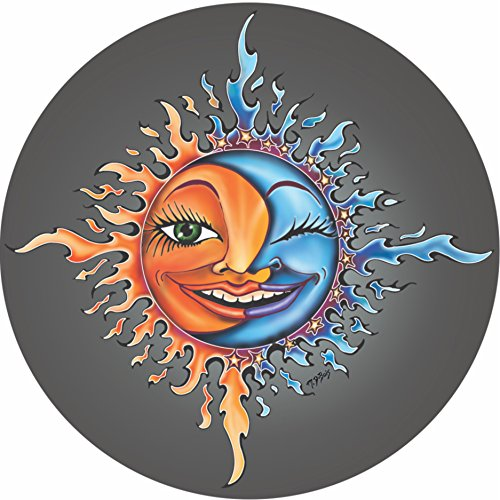 ying yang tire cover - 3