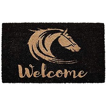 Amazon.com : Calloway Mills 120291729 Horses Welcome
