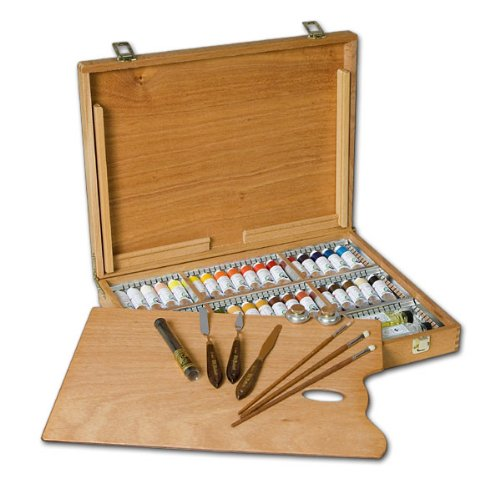 Old Holland Master's Oil Color Set by Old Holland