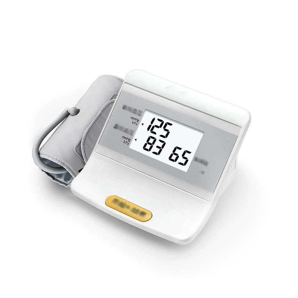ZWS Sphygmomanometer Home Blood Pressure Household Instrument Elderly Upper arm Type Automatic Blood Pressure Measuring Instrument Blood Pressure Measurement