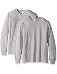 Men's Long Sleeve T-Shirt (2 Pack)