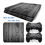 Consoles Ps4 Best Deals - Meijunter 1300# Body Sticker Decal Skin For Playstation 4 PS4 Slim Console+Controllers