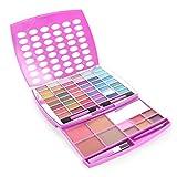 BR Makeup Kit, Glamur Girl Kit, 43 Eyeshadow / 9 Blush / 6 Lip Gloss