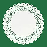 Hygloss Products Round Paper Doilies