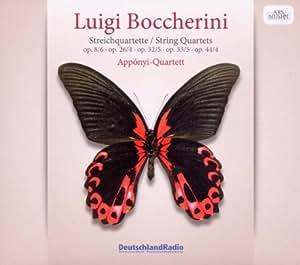 Boccherini: 5 String Quartets
