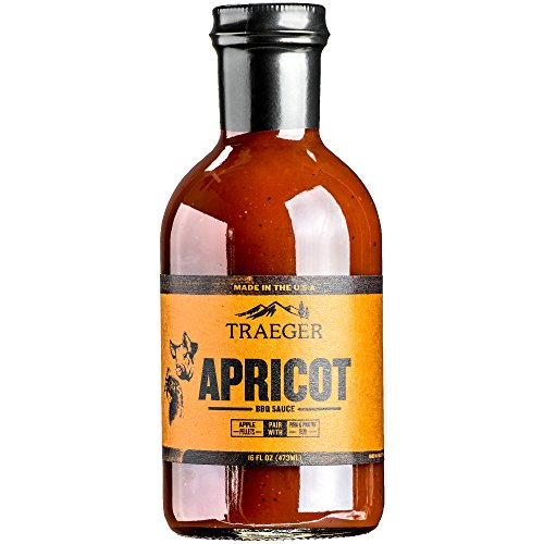 Tips Tenderloin - Traeger Grills SAU028 Sweet & Tangy Apricot BBQ Sauce