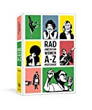 img - for Rad American Women A-Z Postcards (Rad Women) book / textbook / text book