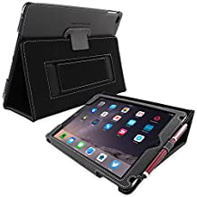 Snugg Cover with Kick Stand for Apple iPad Air 2 - Black