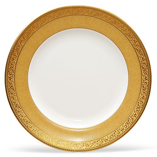 Bread Noritake Plate China - Noritake Summit Gold Bread and Butter Plate
