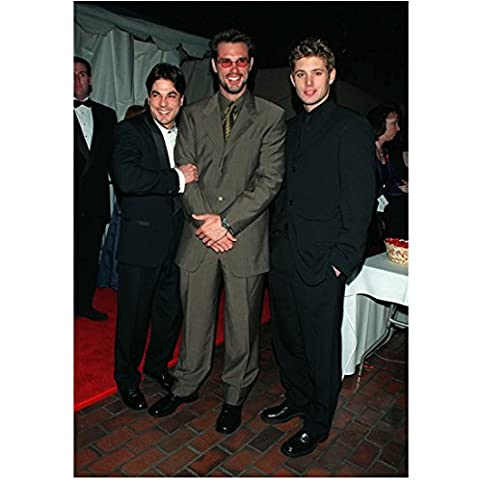Jensen Ackles 8x10 Photo Smallville Supernatural Dark Angel Waustin