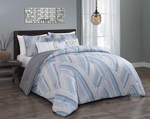 Steve Madden Vega 6-piece Comforter Set, Queen, - Fashion Vegas