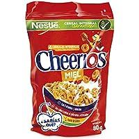 (6 pack) Cereal Cheerios Miel 80 g, Nestlé (Presentación puede variar)