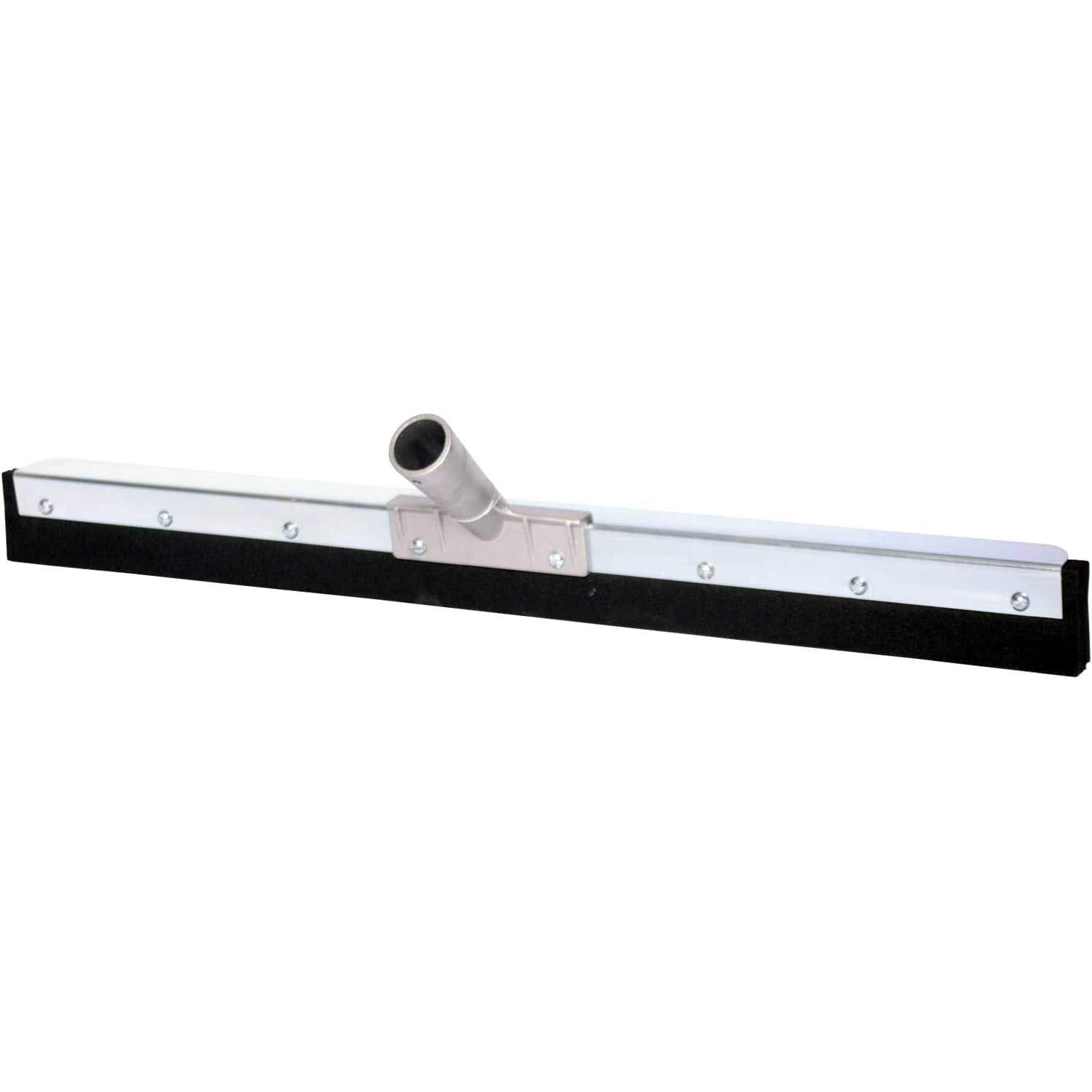 Haviland 0730 Double Foam Rubber Standard Duty Floor Squeegee, 30'' Length, Black